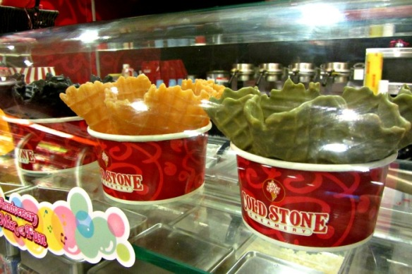 green tea cold stone