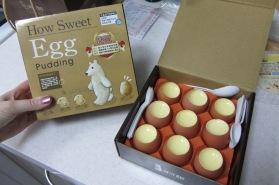 Easter Egg Pudding!