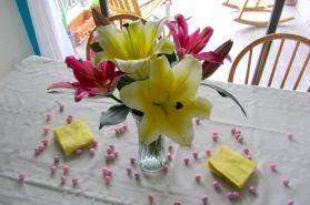 Easter decor.