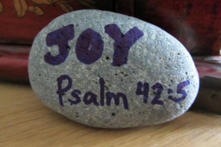 joy and appreciation feature