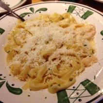 Olive Garden Fettucini.