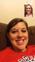 FaceTime with Sara in Kaohsiung